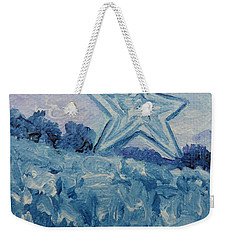 Mill Mountain Star Weekender Tote Bag