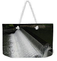 Mill On The River Weekender Tote Bag