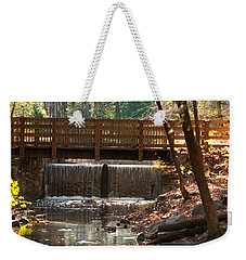 Mill Pond Weekender Tote Bag