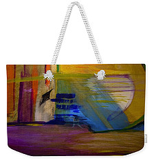 Millenium Park Weekender Tote Bag by Dick Bourgault