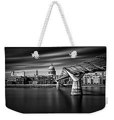Millennium Bridge Weekender Tote Bag