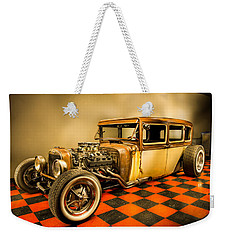 Millers Chop Shop 1929 Dodge Victory Six After Weekender Tote Bag