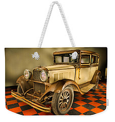 Millers Chop Shop 1929 Dodge Victory Six Before Weekender Tote Bag