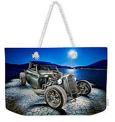 Millers Chop Shop 1964 Gmc Truck Weekender Tote Bag