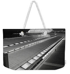 Milwaukee Art Museum  Weekender Tote Bag by Susan  McMenamin