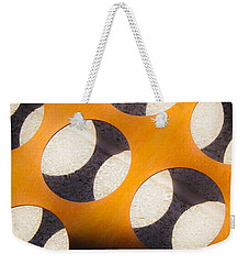 Mind - Hemispheres  Weekender Tote Bag by Steven Milner