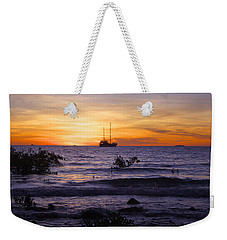 Mindil Beach Sunset Weekender Tote Bag by Venetia Featherstone-Witty