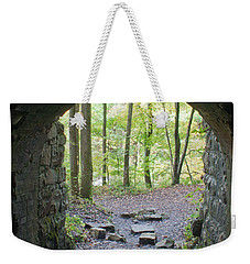 Miners View Weekender Tote Bag by David Troxel