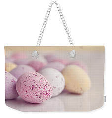 Mini Easter Eggs Weekender Tote Bag