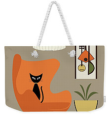 Mini Gravel Art 2 Weekender Tote Bag