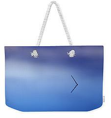 Minimalistic Weekender Tote Bag