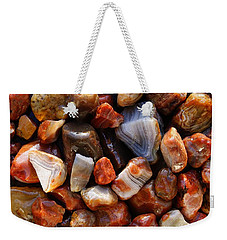 Weekender Tote Bag featuring the photograph Minnesota Gems by Steven Clipperton