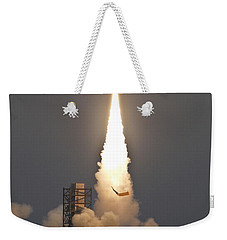 Minotaur I Launch Weekender Tote Bag by Science Source