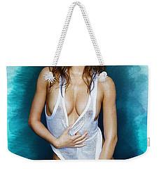Miranda Kerr 01 Weekender Tote Bag