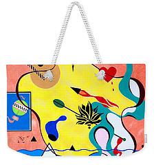 Miro Miro On The Wall Weekender Tote Bag