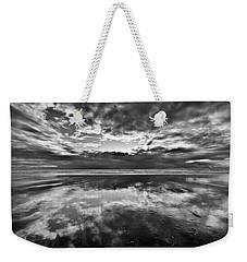 Mirror Explosion Weekender Tote Bag