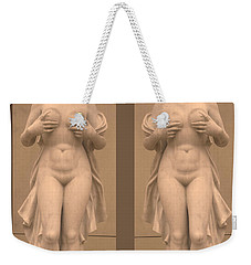 Mirror Image Adorable Beauty Princess Weekender Tote Bag