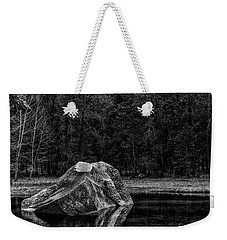 Mirror Lake Boulder Weekender Tote Bag