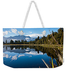 Mirror Landscapes Weekender Tote Bag