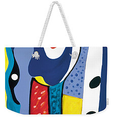 Mirror Of Me 1 Weekender Tote Bag