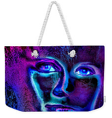 Misguided Weekender Tote Bag by Tlynn Brentnall