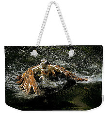 Missed Catch Weekender Tote Bag