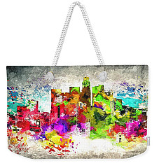 Missing Los Angeles Weekender Tote Bag by Daniel Janda