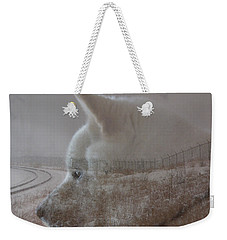 Missing You  Weekender Tote Bag by Stuart Turnbull