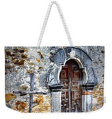 Mission Espada - Doorway Weekender Tote Bag