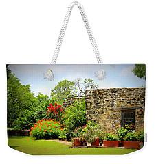 Mission Espada - Garden Weekender Tote Bag