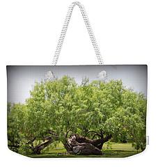 Mission Espada - Tree Weekender Tote Bag