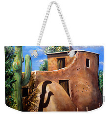 Mission In The Sun Weekender Tote Bag