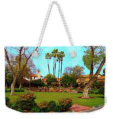 Mission San Juan Capistrano No 11 Weekender Tote Bag