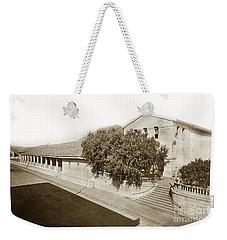 Mission San Luis Obispo De Tolosa California 1880  Weekender Tote Bag