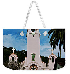 Mission San Rafael Weekender Tote Bag by Eric Tressler