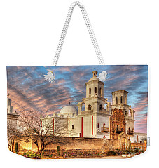 Mission San Xavier Del Bac 2 Weekender Tote Bag