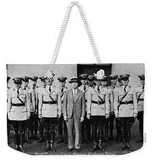 Missouri Highway Patrol First Class Weekender Tote Bag