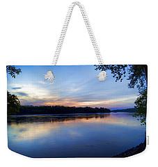 Missouri River Blues Weekender Tote Bag