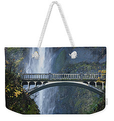 Mist And Stone Weekender Tote Bag