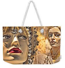 Mistrust Weekender Tote Bag