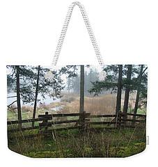 Misty Flats Weekender Tote Bag