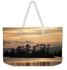 Misty Island Of Assawoman Bay Weekender Tote Bag