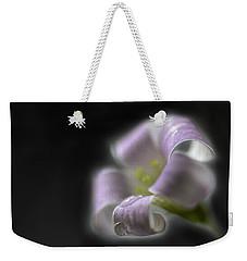 Misty Shamrock 3 Weekender Tote Bag