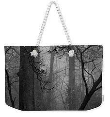 Misty Woods Weekender Tote Bag