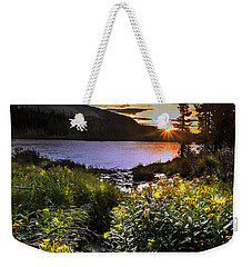 Mitchell Sunrise Weekender Tote Bag by Steven Reed