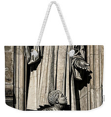 Mlk Memorial Weekender Tote Bag by Stephen Stookey
