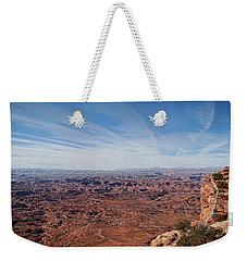 Moab  Weekender Tote Bag