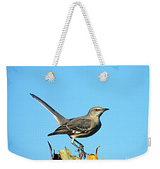 Mockingbird Looking Good Weekender Tote Bag by Lizi Beard-Ward