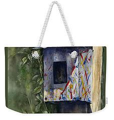 Modern Feathered Friends Weekender Tote Bag