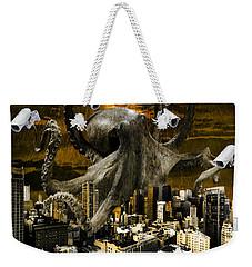 Modern Freedom Weekender Tote Bag by Marian Voicu